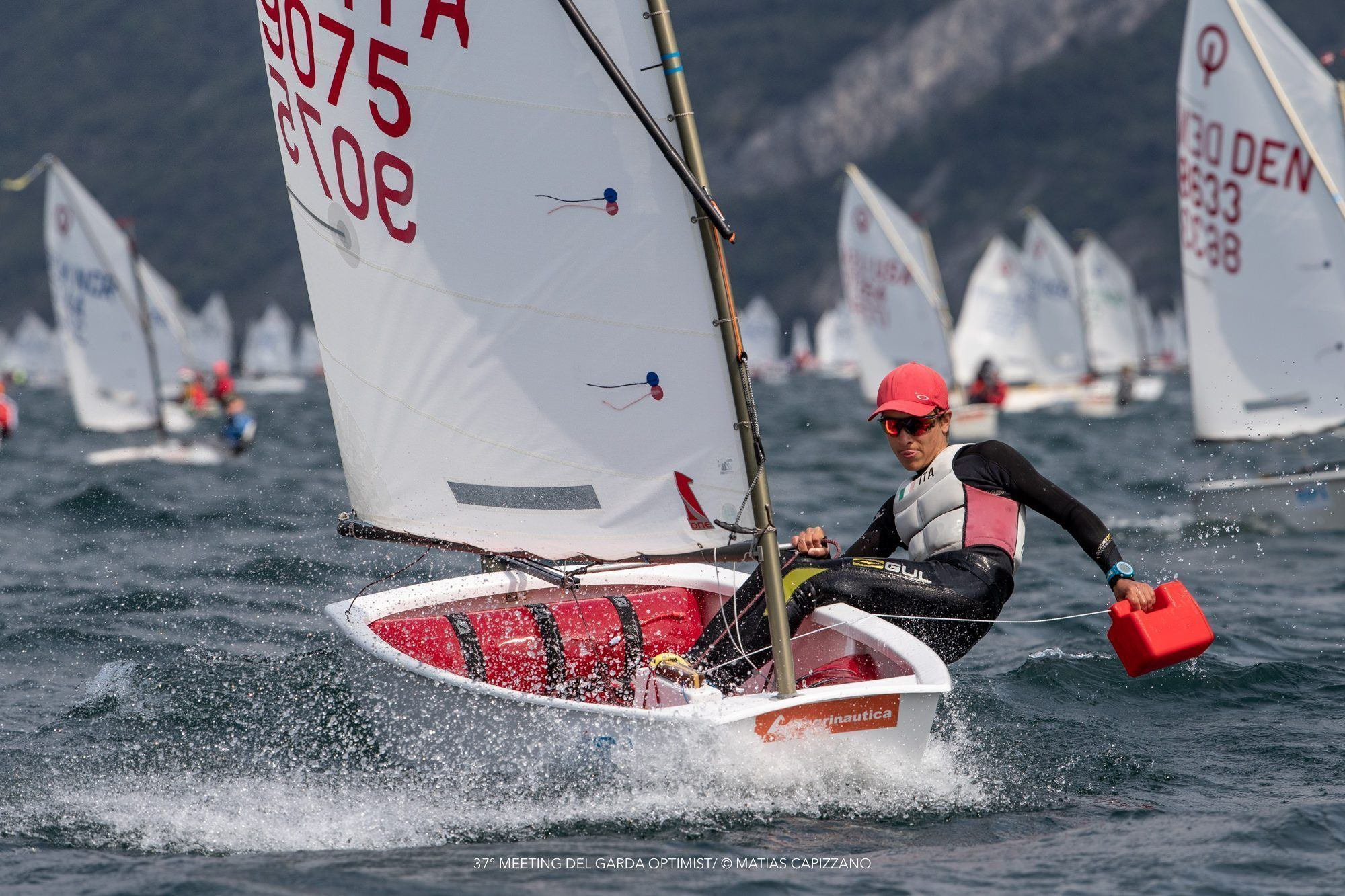 37° MEETING DEL GARDA OPTIMIST