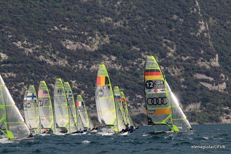 49er, 49FX and Nacra European Championship 2020